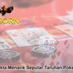 Poker Online - Inilah Fakta Menarik Seputar Taruhan - LeghornChicken